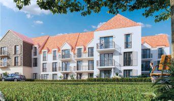 Orry-la-Ville : programme immobilier neuf « O'rigine » en Loi Pinel