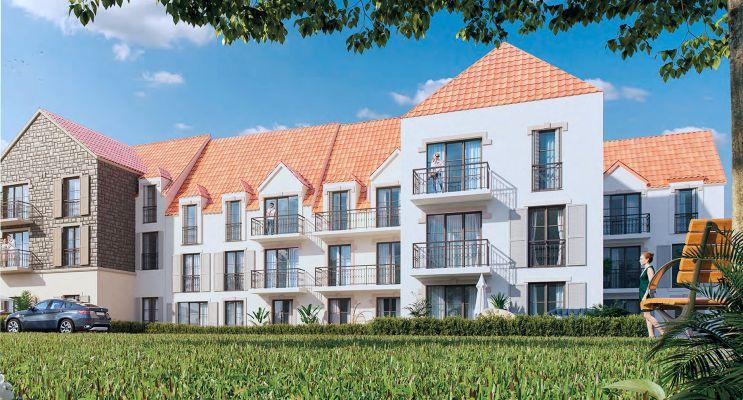 Orry-la-Ville programme immobilier neuf « O'rigine » en Loi Pinel