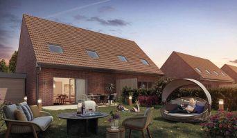 Ribécourt-Dreslincourt : programme immobilier neuf « Le Village Saint Eloi »