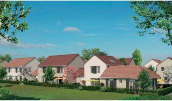 Saint-Maximin programme immobilier neuve « Le Clos des Fontaines »  (2)