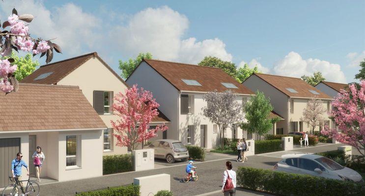 Saint-Maximin : programme immobilier neuf « Le Clos des Fontaines »