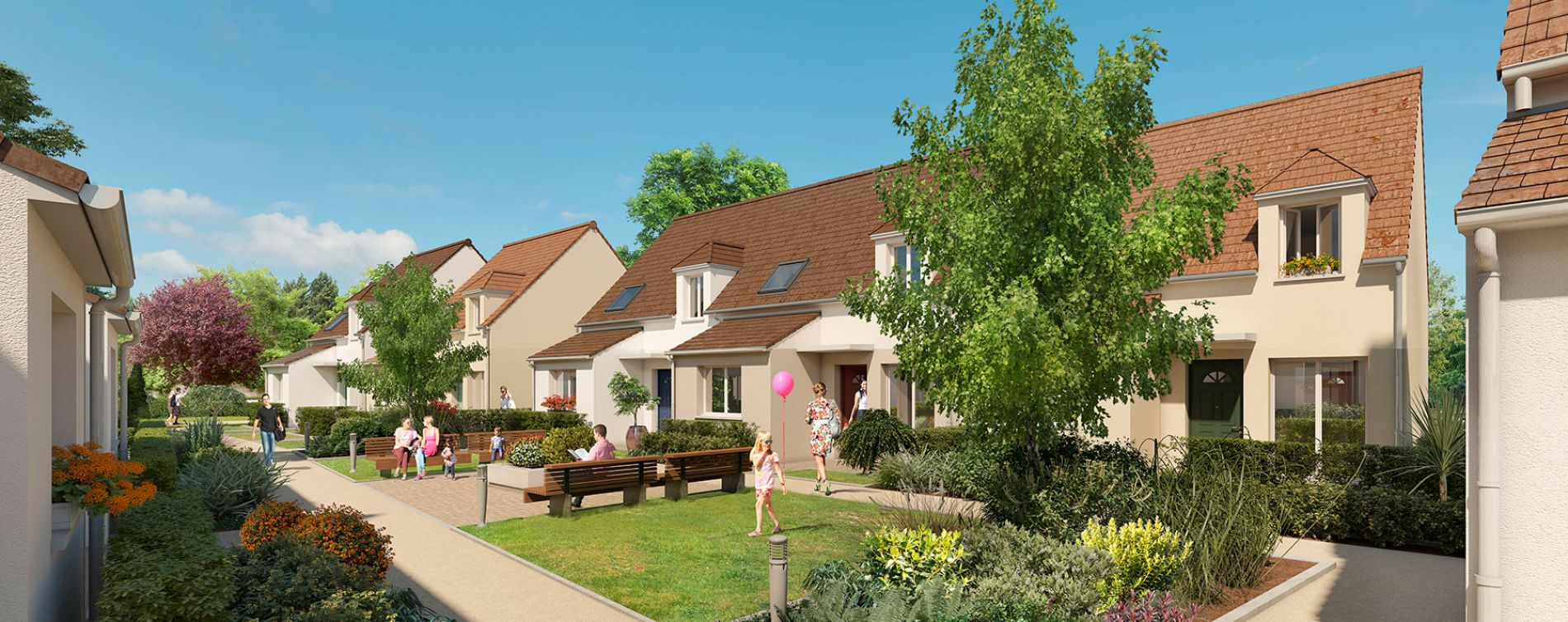 St max tropique saint maximin programme immobilier neuf for Achat maison val d oise