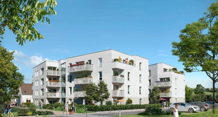 Résidence « St Max Tropique » programme immobilier neuf à Saint-Maximin n°1