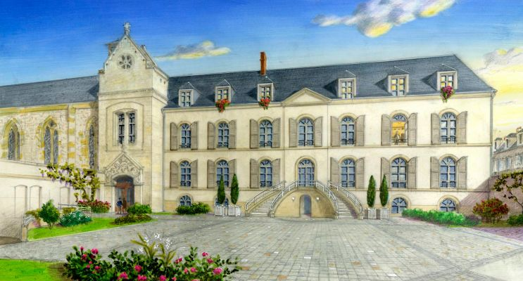 Senlis : programme immobilier neuf « Saint-Joseph »