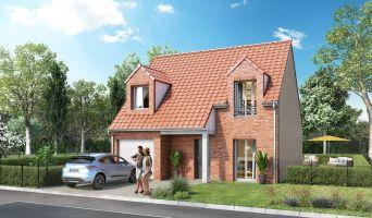 Anzin-Saint-Aubin programme immobilier neuf « Les Allées Fairway »