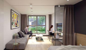 Résidence « Base Camp » programme immobilier neuf à Arras n°3