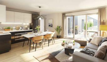 Arras programme immobilier neuve « Esquisse » en Loi Pinel  (2)