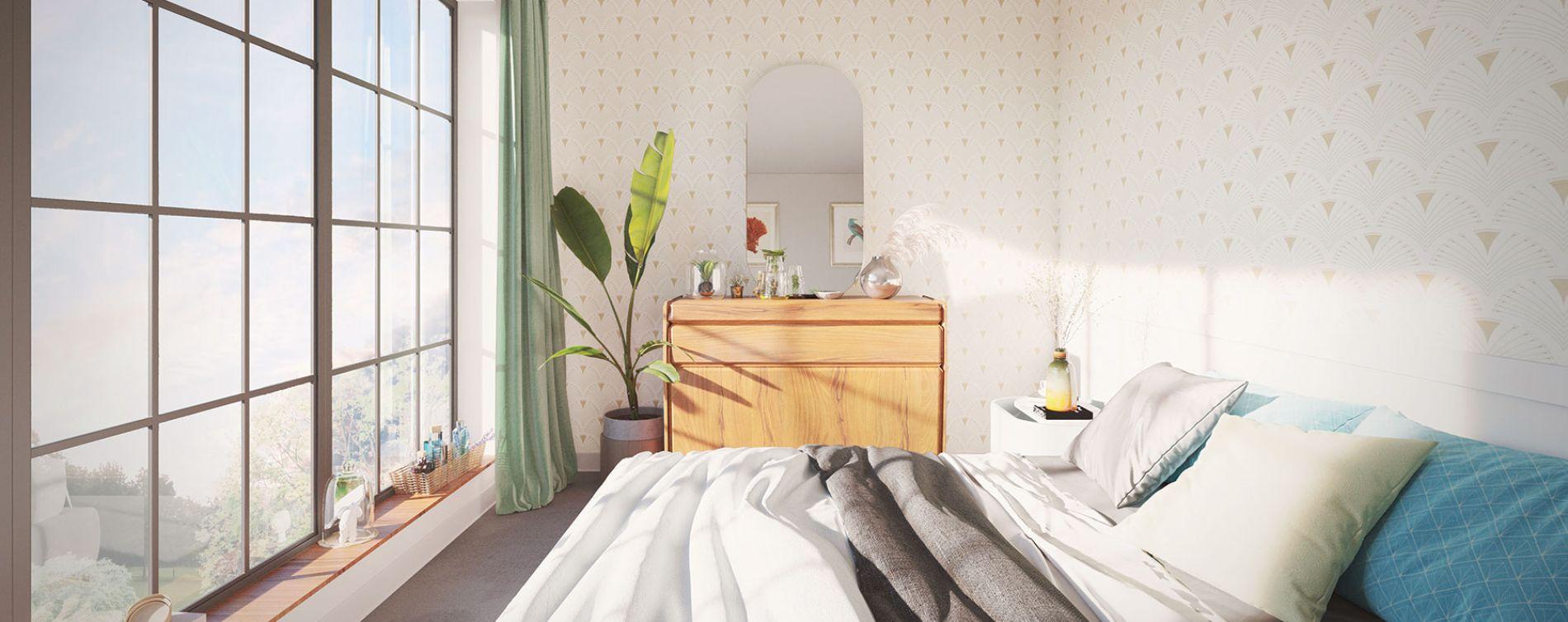 Arras : programme immobilier neuve « La Fonderie » en Loi Pinel (4)