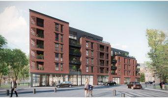 Arras : programme immobilier neuf « La Fonderie » en Loi Pinel