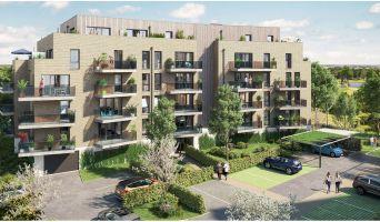 Arras : programme immobilier neuf « Le Swing » en Loi Pinel