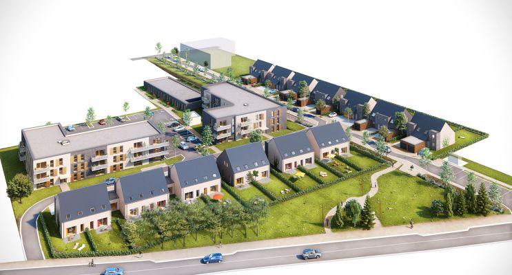 Résidence « Néméto » programme immobilier neuf en Loi Pinel à Arras n°2