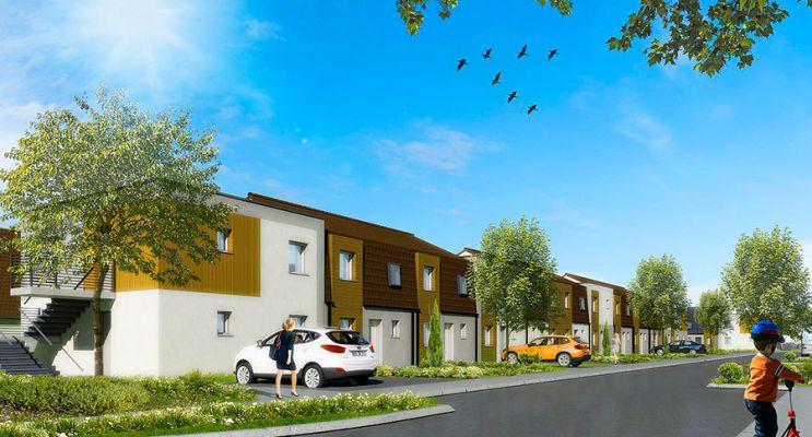 Photo du Résidence « Botanik » programme immobilier neuf à Beaurains