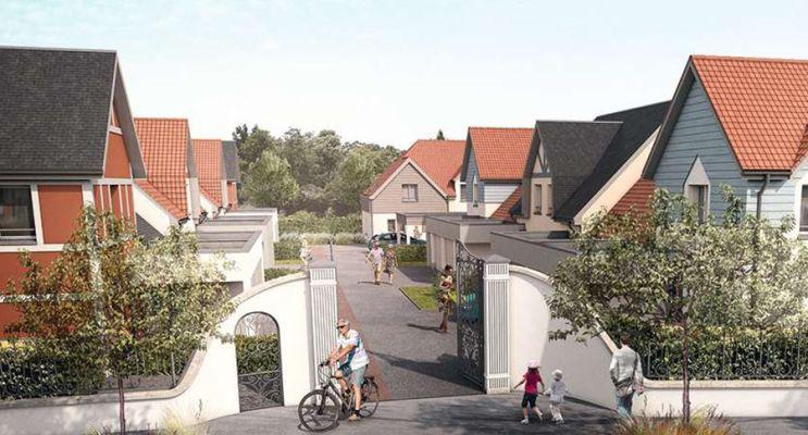 Photo du Résidence « Harmonie » programme immobilier neuf à Berck