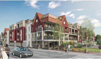 Berck programme immobilier neuve « La Belle Eugénie »