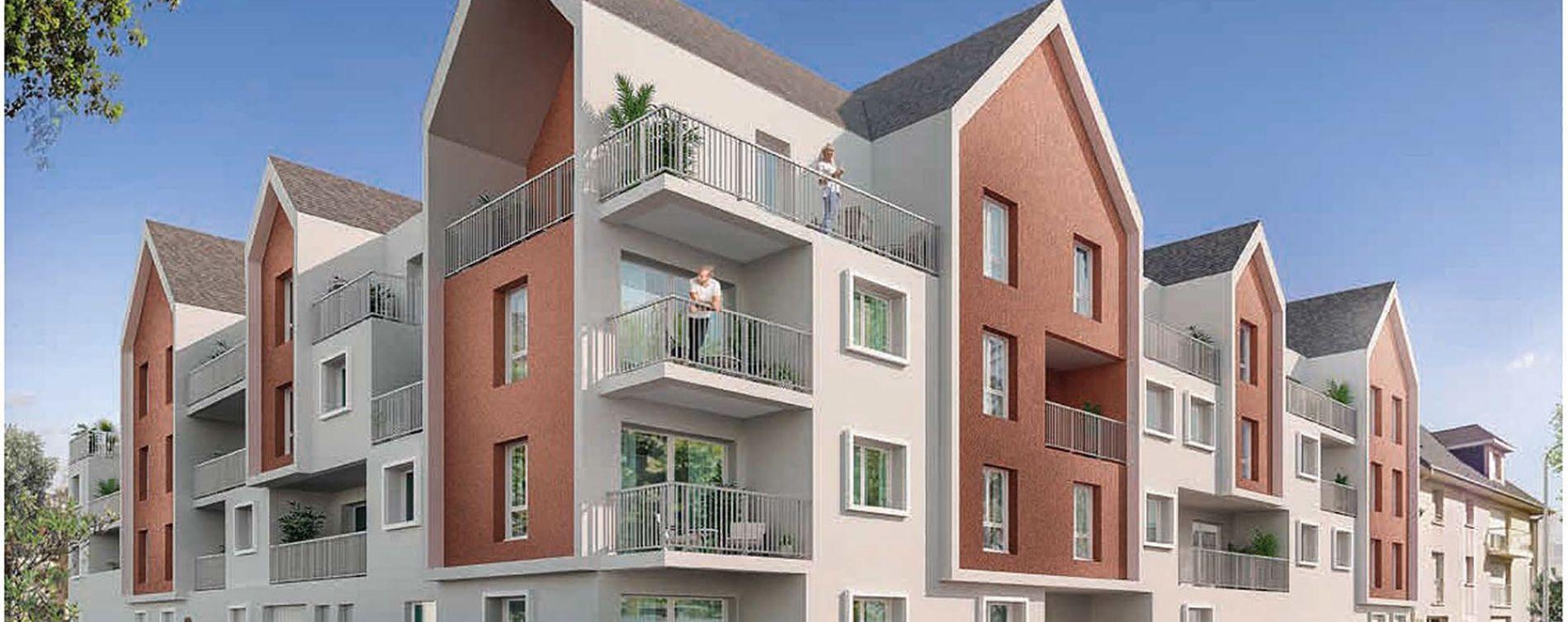 Berck : programme immobilier neuve « La Vedette »