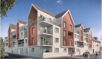 Berck : programme immobilier neuf « La Vedette »