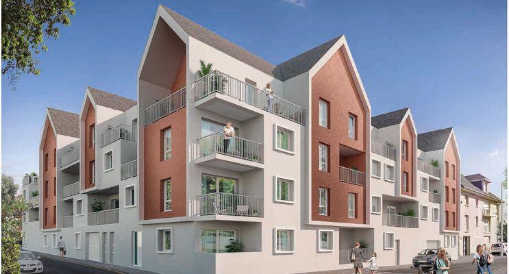 Photo du Résidence « La Vedette » programme immobilier neuf à Berck
