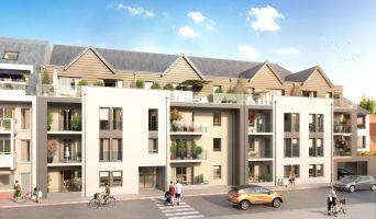 Photo du Résidence « L'Estran » programme immobilier neuf à Berck