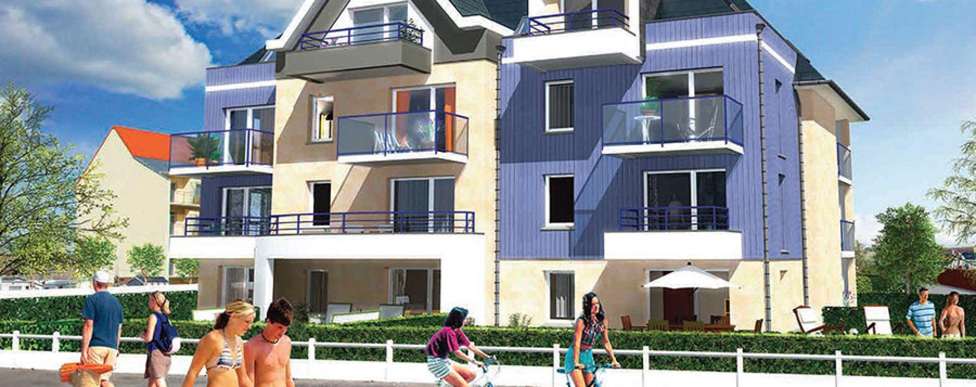Résidence Villas des Tamaris à Berck