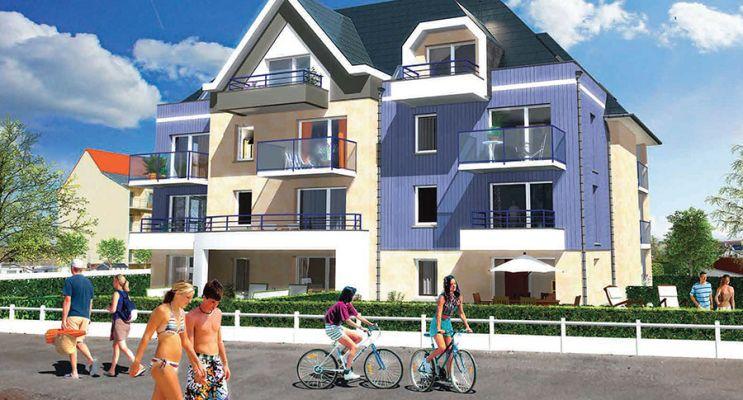 Photo du Résidence « Villas des Tamaris » programme immobilier neuf à Berck