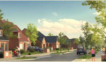 Résidence « Le Domaine Des Moulins » programme immobilier neuf à Brebières n°2