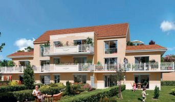 Photo du Résidence « Villa Alexandra » programme immobilier neuf à Camiers