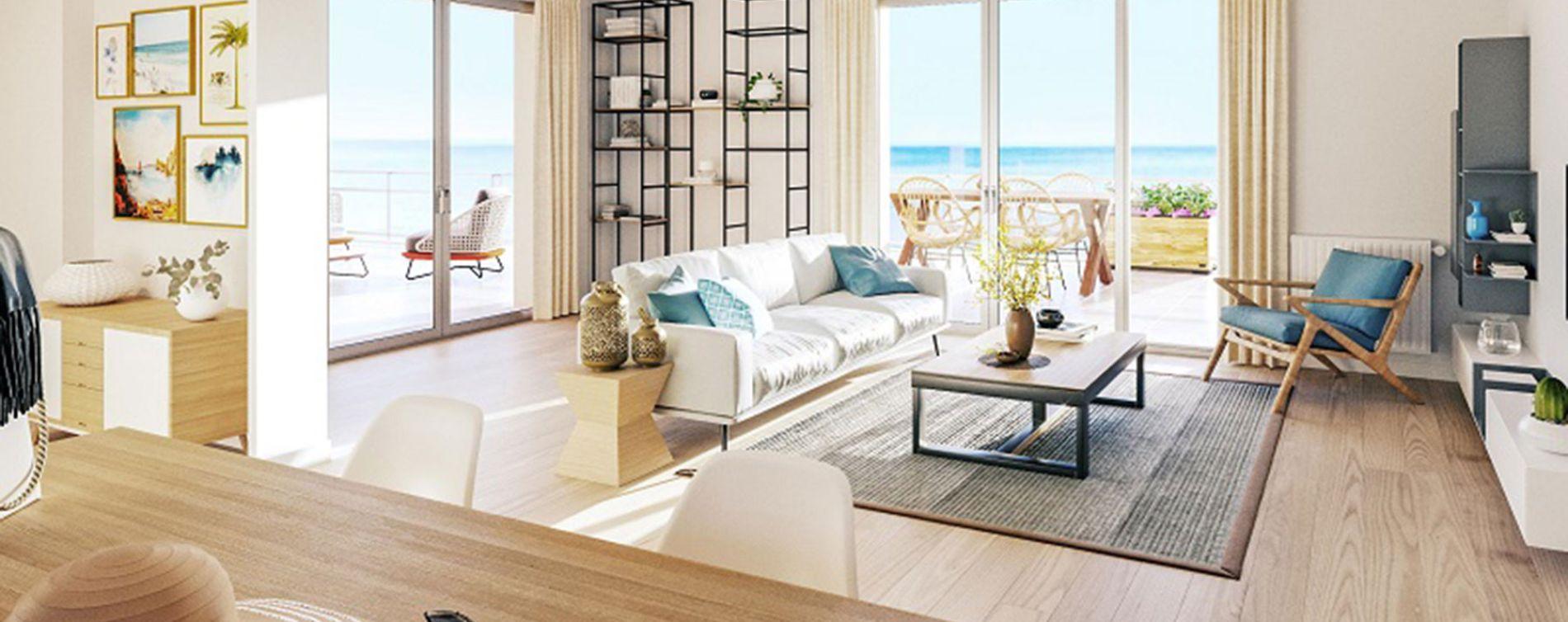 Cucq : programme immobilier neuve « Face Mer » (3)