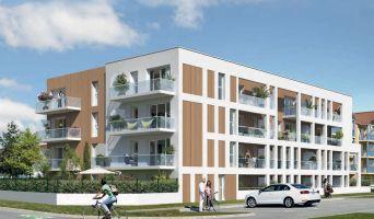 Cucq : programme immobilier neuf « Les Grandes Marées »
