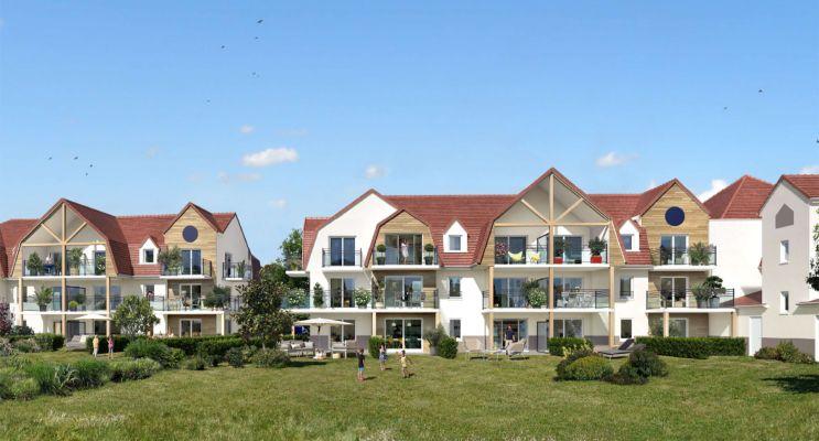 Photo du Résidence « Les Terrasses de la Baie » programme immobilier neuf à Étaples
