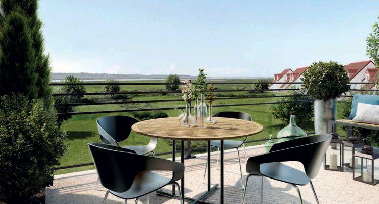 Résidence « Les Terrasses De La Baie » programme immobilier neuf à Étaples n°3