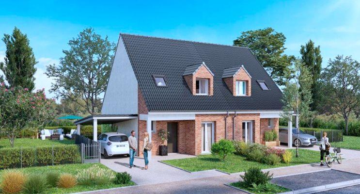 Photo n°1 du Résidence « Le Domaine Des Cerises » programme immobilier neuf à Laventie