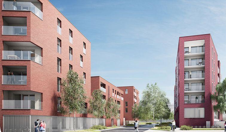 Programme immobilier neuf à Lens (62300)