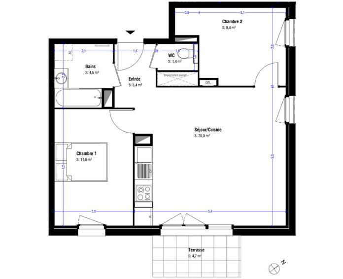 Appartement Neuf Belfort