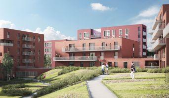 Résidence « Luminesens 3 Ilôt A » programme immobilier neuf en Loi Pinel à Lens n°2