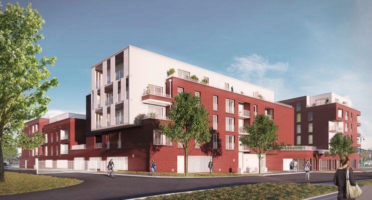 Résidence « Luminesens 4 Balzac » programme immobilier neuf en Loi Pinel à Lens n°1