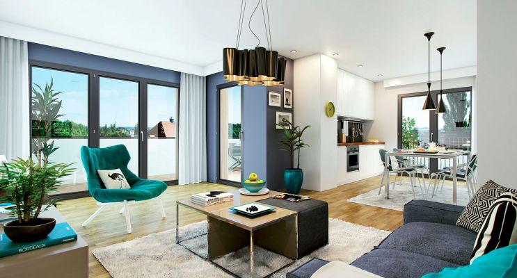 Résidence « Luminesens 4 Balzac » programme immobilier neuf en Loi Pinel à Lens n°2