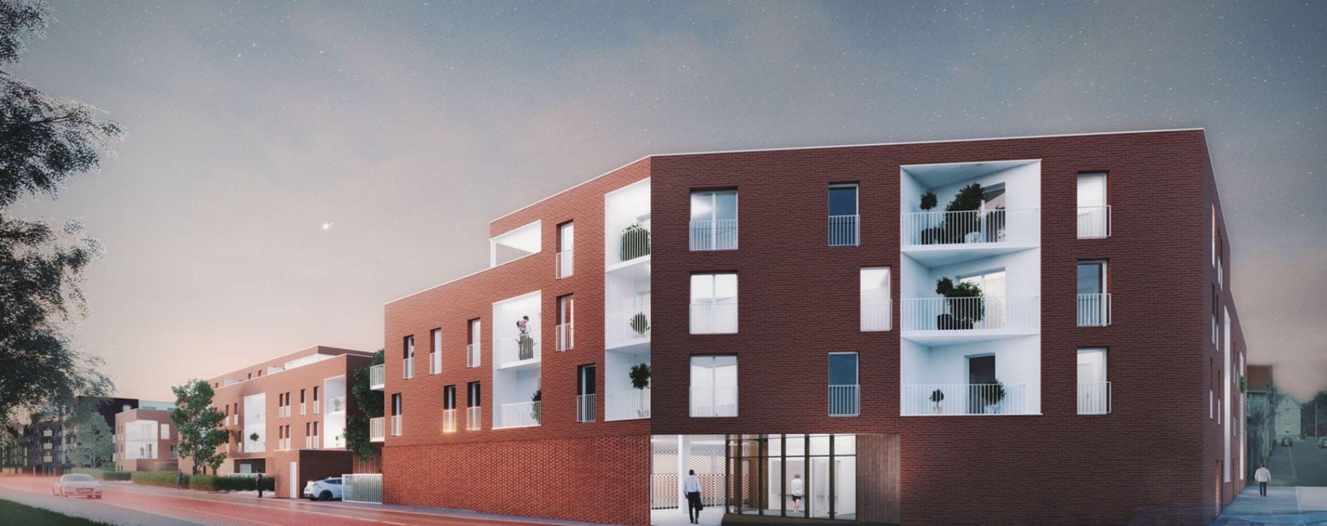 Lens : programme immobilier neuve « Luminésens 4 » en Loi Pinel (2)