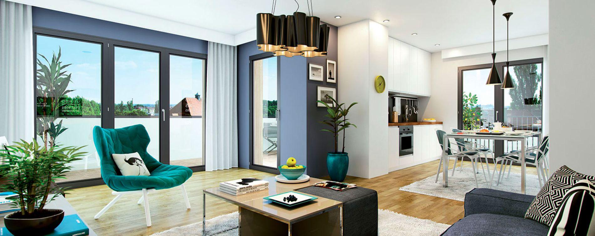 Lens : programme immobilier neuve « Luminésens 4 » en Loi Pinel (3)