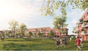 Lens programme immobilier neuf « Luminésens 4