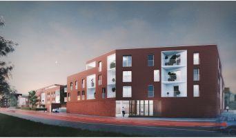 Lens programme immobilier neuve « Luminésens 4 » en Loi Pinel  (2)