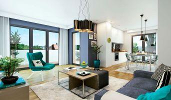 Lens programme immobilier neuve « Luminésens 4 » en Loi Pinel  (3)
