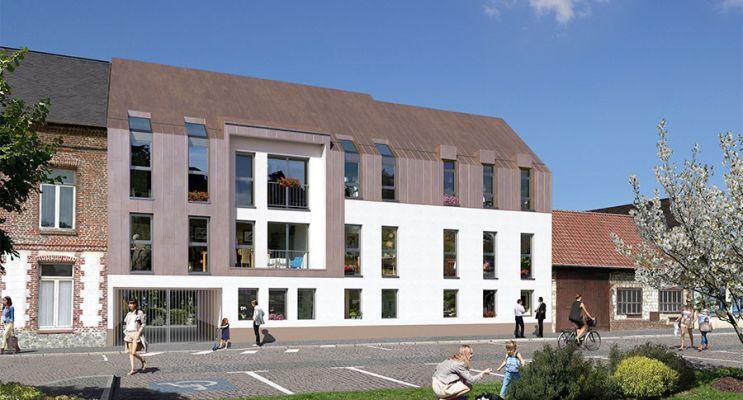 Photo du Résidence « La Vigie » programme immobilier neuf à Montreuil