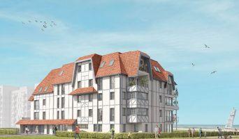 Photo du Résidence « L'Hermione » programme immobilier neuf à Neufchâtel-Hardelot