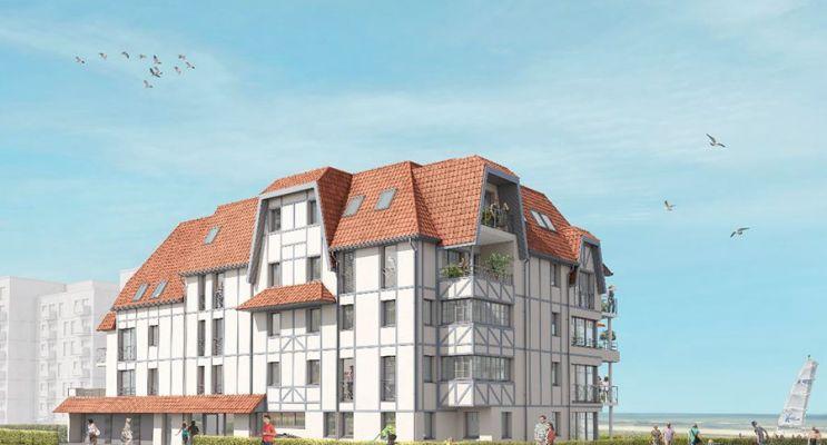 Résidence « L'Hermione » programme immobilier neuf à Neufchâtel-Hardelot