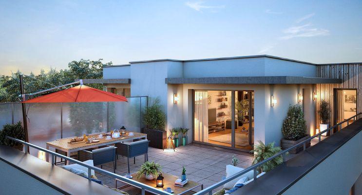 Photo du Résidence « Le 24 Clémenceau » programme immobilier neuf à Saint-Laurent-Blangy