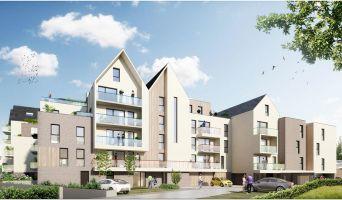 Photo du Résidence « Le Carré Lafontaine » programme immobilier neuf à Wimereux
