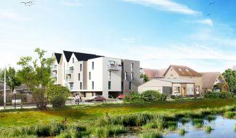 Photo n°2 du Résidence « Le Carré Lafontaine » programme immobilier neuf à Wimereux