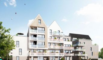 Photo n°4 du Résidence « Le Carré Lafontaine » programme immobilier neuf à Wimereux