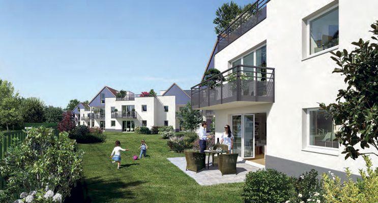 Résidence « Le Green » programme immobilier neuf à Wimereux n°1