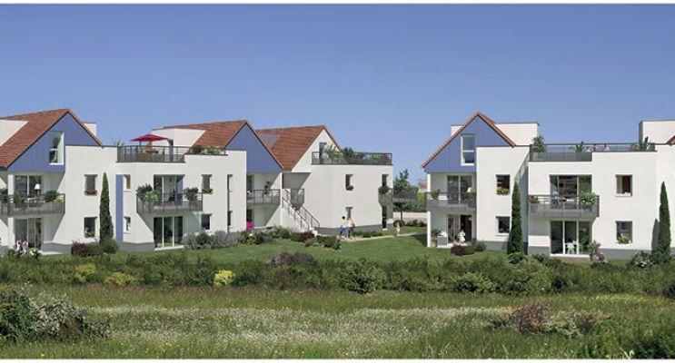 Résidence « Le Green » programme immobilier neuf à Wimereux n°2